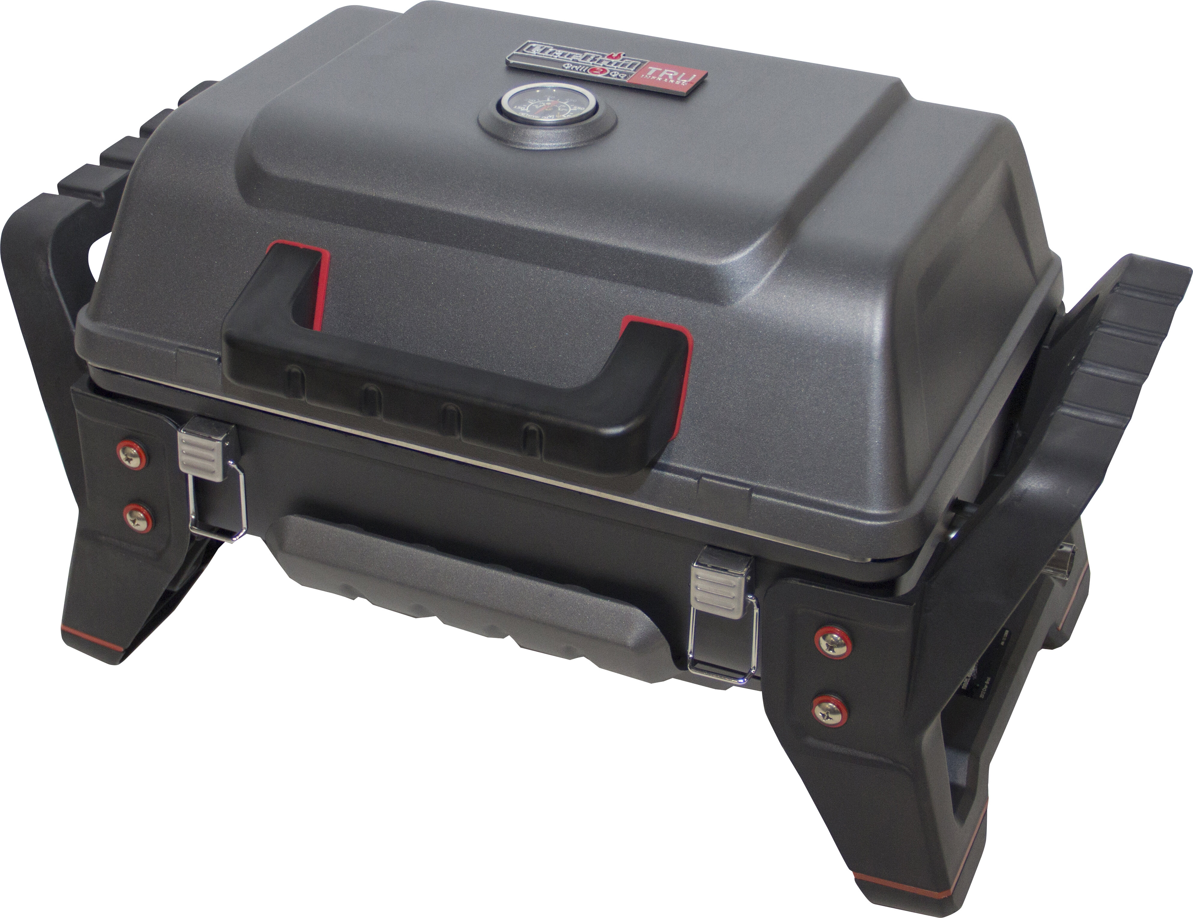Charbroil Grill2go Tru Infrared Portable Propane Gas Tabletop Grill Reviews Wayfair