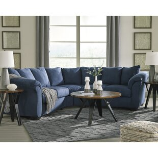 Bemis Sectional by Winston Porter Read Reviews