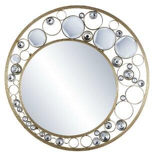 Astoria Grand Florez Wall Plaque Accent Mirror
