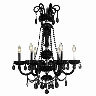 Astoria Grand Carbajal 6-Light Chandelier
