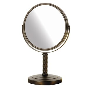Best Reviews Dual Sided Vanity Mirror By Jerdon