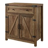 Johnny 2 Door Accent Cabinet by Laurel Foundry Modern Farmhouse