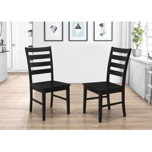 Sheetal Ladder Back Dining Chair (Set of 2)