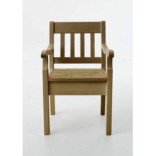 Boston Solid Wood Dining Chair By August Grove