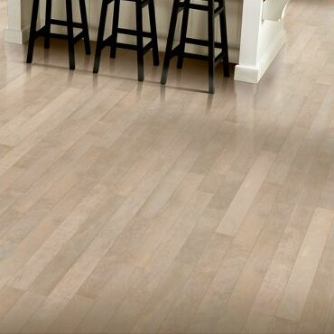 5 Engineered Birch Hardwood Flooring In Driftscape White