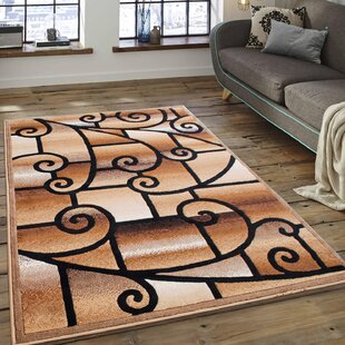 Best Deals Alicia Carpet Berber Area Rug By Red Barrel Studio