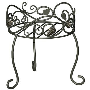 Comparison Scroll Plant Stand By Panacea Products