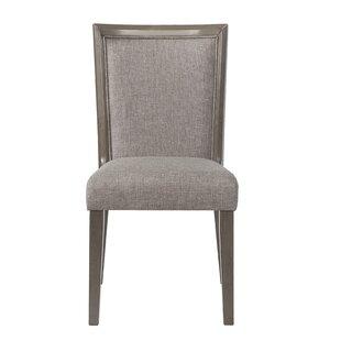 Gracie Oaks Beldale Upholstered Dining Chair (Set of 2)