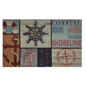 Crestover Sailor's Life Doormat