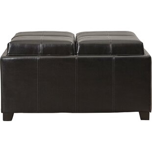 Read Reviews Ashton Storage Ottoman By Willa Arlo Interiors