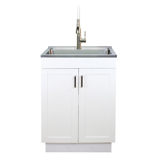 Laundry Cabinet Sink Wayfair