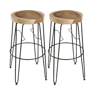 Braswell 74cm Bar Stool (Set Of 2) By Union Rustic