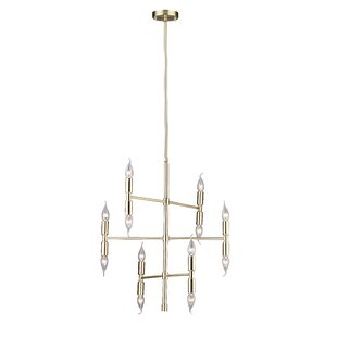 Mercer41 Hinderliter 6-Light Chandelier