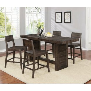 Dianna Counter Height Dining Table Millwood Pines