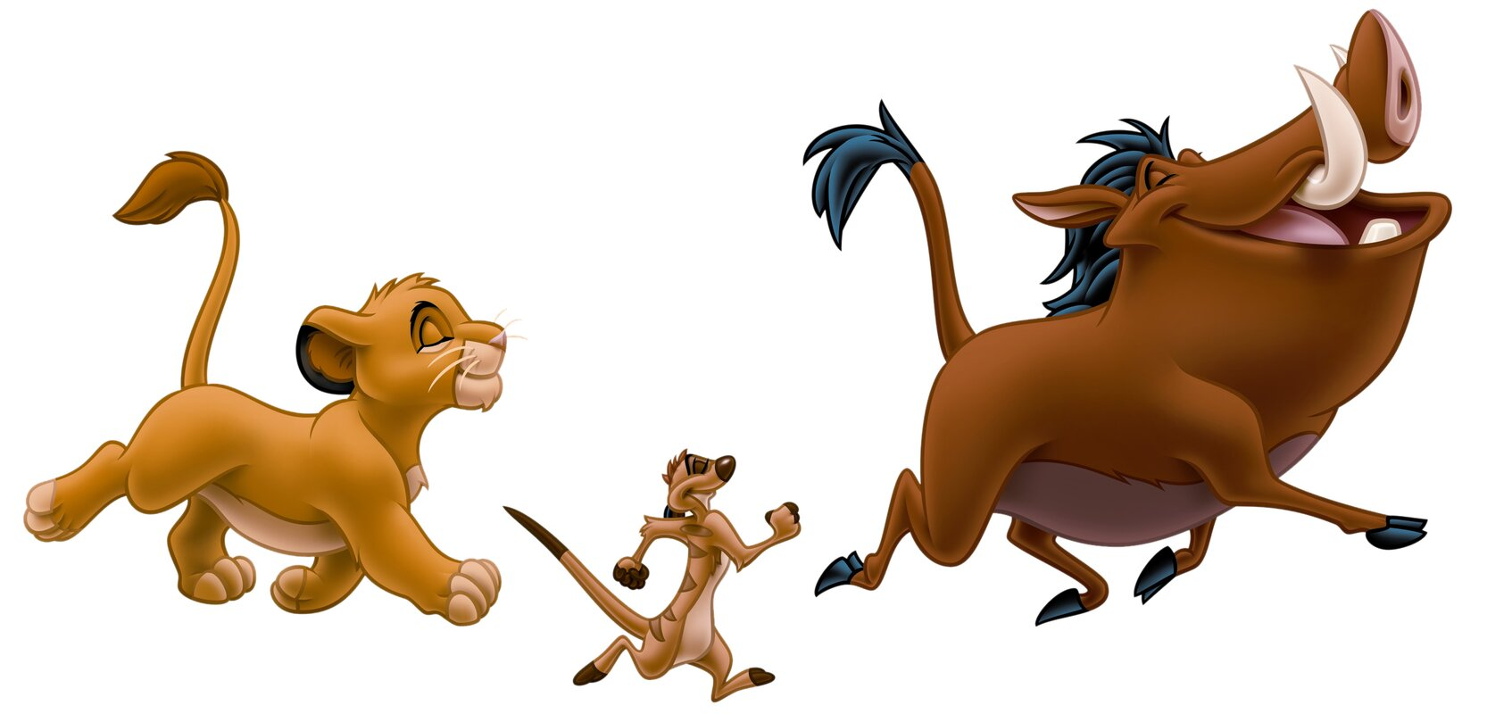 The Lion King Giant Wall Decal Part 72
