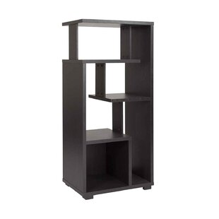 Bahr Standard Bookcase by Wrought Studio