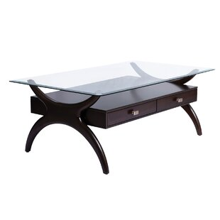 Bornholm Coffee Table With Storage By Ebern Designs