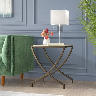 Steve End Table by Willa Arlo Interiors