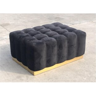 Cha Tufted Rectangular Bench