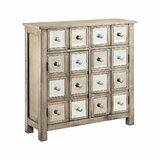 Lana 2-door 2-drawer Accent Cabinet by One Allium Way®