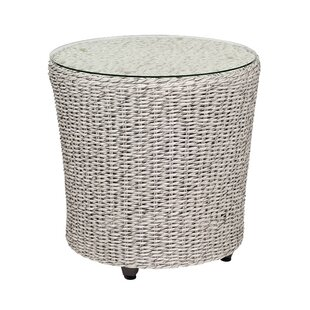 Isabella End Table by Woodard Best Choices
