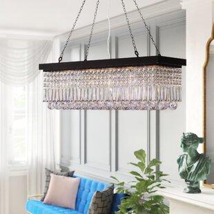 Ramsgate 5-Light Crystal Chandelier by Ho..