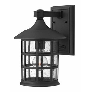 Buying Freeport 1 Light Outdoor Wall Lantern By Hinkley Lighting