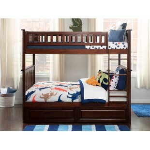 Order Henry Bunk Bed with Storage by Viv + Rae Reviews (2019) & Buyer's Guide