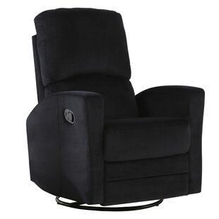 Mortola Manual Swivel Glider Recliner by Latitude Run