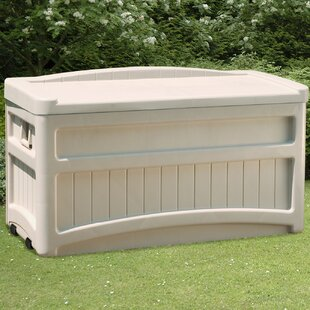 276 Litres Plastic Storage Bench By WFX Utility