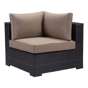 Keenum Patio Chair with Cushions