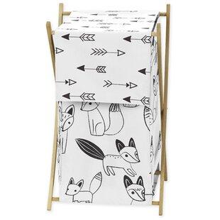 Sweet Jojo Designs Fox Laundry Hamper