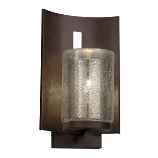 Luzerne 1-Light Outdoor Sconce