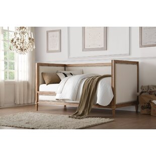Compare prices Acklin Twin Daybed by One Allium Way Reviews (2019) & Buyer's Guide