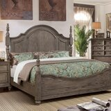 Pamala Four Poster Bed by Canora Grey