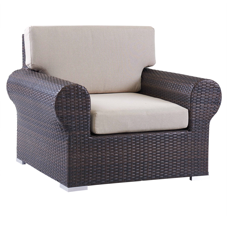 Birch lane heritage brookhaven patio chair with cushion reviews birch lane