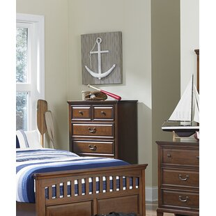 Affordable Clarktown 5 Drawer Chest by Darby Home Co