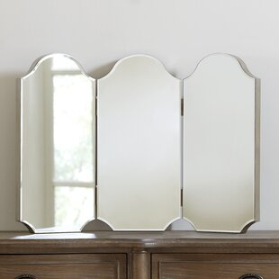 Clearance Uma Bathroom/Vanity Mirror By Charlton Home
