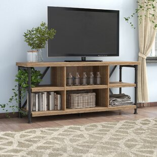 Bailys TV Stand for TVs up to 65 with optional Fireplace By Loon Peak