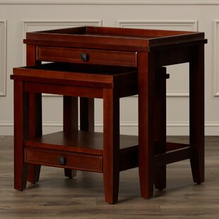 Nelsonville 2 Piece Nesting Tables
