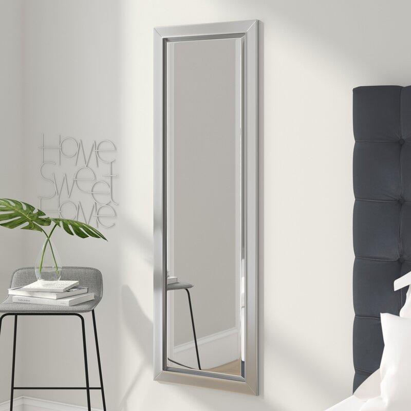Traditional Beveled Full Length Mirror