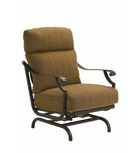 Tropitone Montreux Action Patio Chair wit..