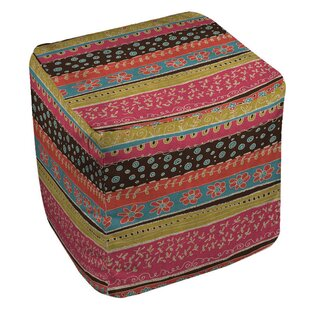Dream Big Bohemian Pouf