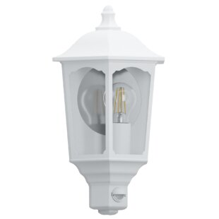 Dewson Outdoor Flush Mount With PIR Sensor By Sol 72 Outdoor