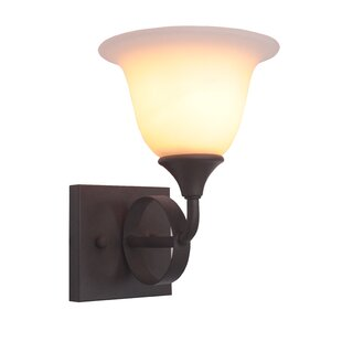Fall River 1-Light Bath Sconce by Woodbridge Lighting