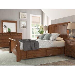 Chehalis Storage Sleigh Bed