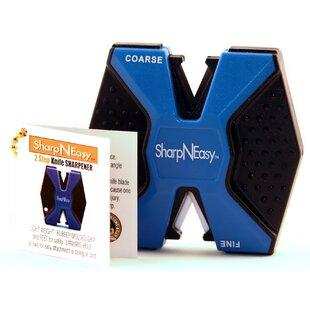 Sharp-N-Easy Ceramic Scissor Sharpener