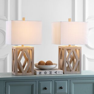 Ivanhoe 25'' Table Lamp (Set of 2)