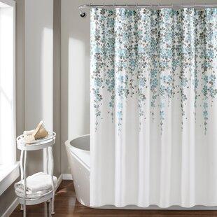 Weigel 1 Piece Shower Curtain