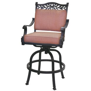Fairmont Patio Bar Stool by Astoria Grand